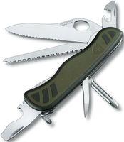 """Нож Victorinox """"Military"""" (11 функций; зелёный)"""