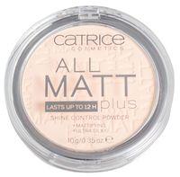 "Компактная пудра для лица ""All Matt Plus. Shine Control Powder"" (тон: 010)"