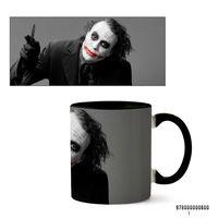 """Кружка """"Джокер"""" (600, черная)"""