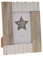 Рамка деревянная (10х15 см; арт. HZ1007850)