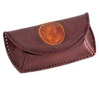 Футляр для очков сувенирный (коричневый, 023-07-63-15)