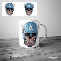 """Кружка """"Капитан Америка"""" (арт. 1070)"""