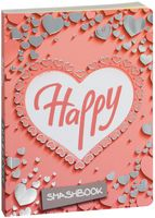 Happy (c наклейками)