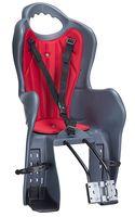 """Кресло велосипедное детское """"ELIBAS T"""" (тёмно-серое)"""