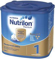 """Сухая адаптированная молочная смесь Nutrilon """"Premium 1"""" (400 г)"""