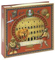 Гладиаторы. Книга в форме древнеримского Колизея