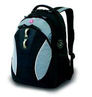 Рюкзак WENGER (22 литра, черный/серый)