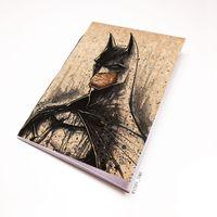 """Блокнот крафт """"Бэтмен"""" А7 (арт. 446)"""