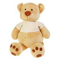 """Мягкая игрушка """"Медведь Миша в майке"""" (40 см)"""