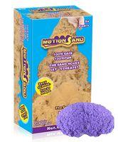 """Кинетический песок """"Motion Sand"""" (фиолетовый; 0,8 кг)"""