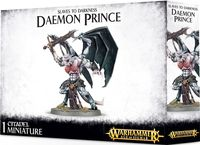 Warhammer Age of Sigmar. Slaves to Darkness. Daemon Prince (83-23)