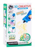 "3D ручка детская ""Rich Fish Toys"" (жёлтая+зелёная)"