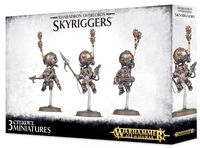 Warhammer Age of Sigmar. Kharadron Overlords. Skyriggers (84-36)