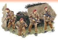 "Набор миниатюр ""2nd SAS Regiment France 1944"" (масштаб:1/35)"