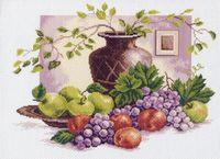 """Канва с нанесенным рисунком """"Натюрморт греческий"""""""