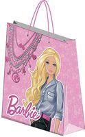 """Пакет бумажный подарочный """"Barbie"""" (28х34х9 см; арт. BRAA-UG1-2834-Bg)"""