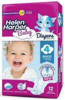 "Подгузники ""Helen Harper Baby Maxi"" (7-18 кг, 12 шт.)"