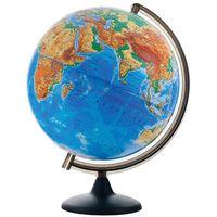 Глобус (физический рельефный; 320 мм)
