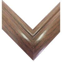 Рамка деревянная для картины по номерам (30х40 см; орех)