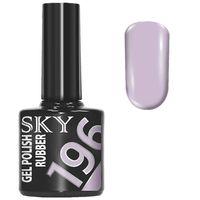 """Гель-лак для ногтей """"Sky"""" тон: 196"""