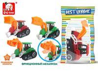 Трактор фрикционный (арт. 100795500-100795500)
