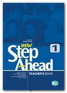 New Step Ahead: Teacher's Book v. 1 (+ CD)