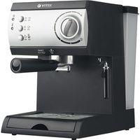 Кофеварка эспрессо Vitek VT-1519 BK