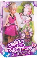 """Игровой набор """"Sparkle Girlz. Кукла с питомцами"""""""