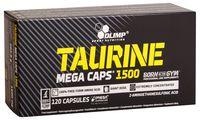 """Таурин """"Taurine Mega Caps"""" (120 капсул)"""