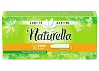 "Тампоны NATURELLA ""Camomile Super"" (16 шт)"