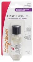 """Средство для укрепления ногтей """"Hard as nails helps strengthen nails"""" тон: прозрачный"""