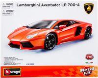 "Модель машины ""Bburago. Lamborghini Aventador LP 700-4"" (масштаб: 1/18)"