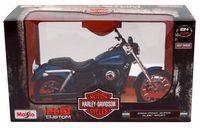 """Модель мотоцикла """"Harley-Davidson Dyna Super Glide Sport"""" (масштаб: 1/12)"""