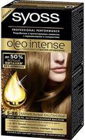 """Краска для волос """"Oleo intense"""" тон: 5-86, карамельный каштановый"""