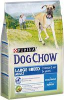 "Корм сухой для собак ""Large Breed. Adult"" (2,5 кг; индейка)"