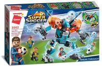 """Конструктор """"Super Soccer. Робот-футболист"""" (156 деталей)"""