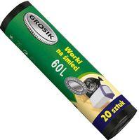 Пакеты для мусора (20 шт.; 60 л; арт. 9091030036)