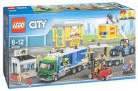 """LEGO City """"Грузовой терминал"""""""