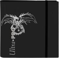 """Альбом для карт """"Ultra-Pro"""" (480 карт; черный)"""