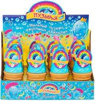 """Мыльные пузыри """"Мороженое"""" (120 мл; арт. MP231)"""