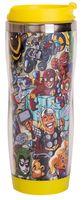 """Термостакан """"Герои Marvel и DC"""" (арт. 34)"""