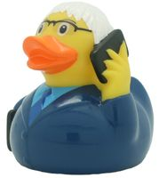 """Игрушка для купания """"Уточка бизнесмен"""""""