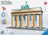 "3D Пазл ""Бранденбургские ворота"" (324 элемента)"