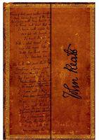 "Записная книжка Paperblanks ""Джон Китс. Ода к Осени"" в линейку (формат: 100*140 мм, мини)"