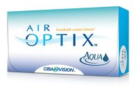 "Контактные линзы ""Air Optix Aqua"" (1 линза; -2,25 дптр)"