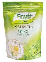 """Чай зеленый листовой """"Fruit Line. Лимон"""" (80 г)"""
