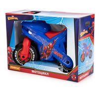 """Каталка """"Мотоцикл. Человек-паук"""""""