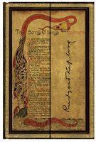 """Записная книжка Paperblanks """"Киплинг. Песнь песней"""" в линейку (формат: 100*140 мм, мини)"""