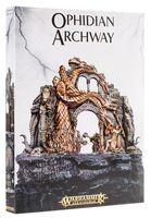 Warhammer Age of Sigmar. Ophidian Archway (64-07)