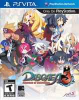 Disgaea 3: Absence of Detention (PSVita)